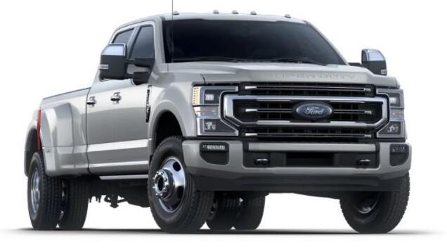 2021 Ford F-350 Configurations
