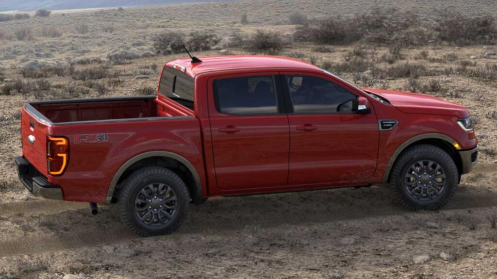 2021 Ford Ranger Configurations