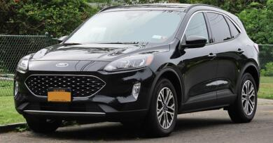 2021 Ford Escape PHEV