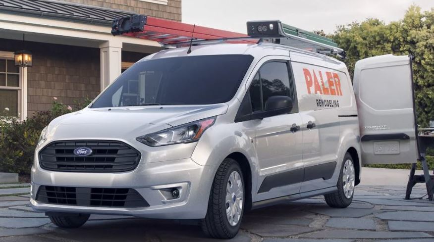 2021 Ford Transit Connect Configurations