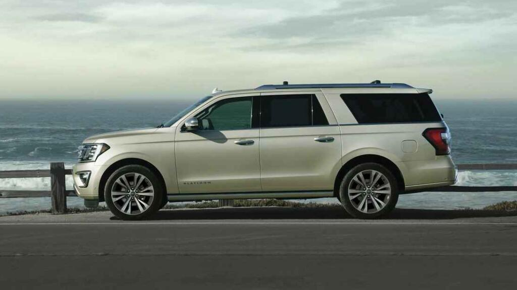 2021 Ford Expedition Configurations