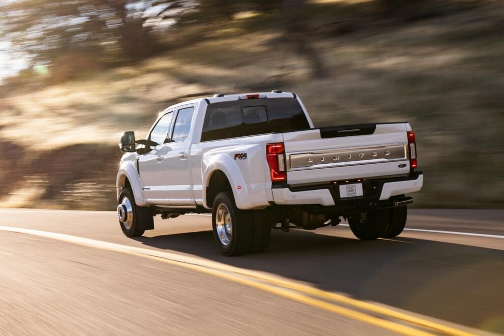 2021 Ford F-450 Configuration