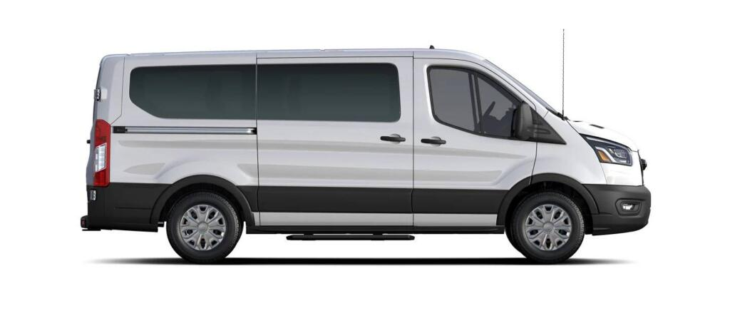 2021 Ford Transit 350-Passenger Configuration