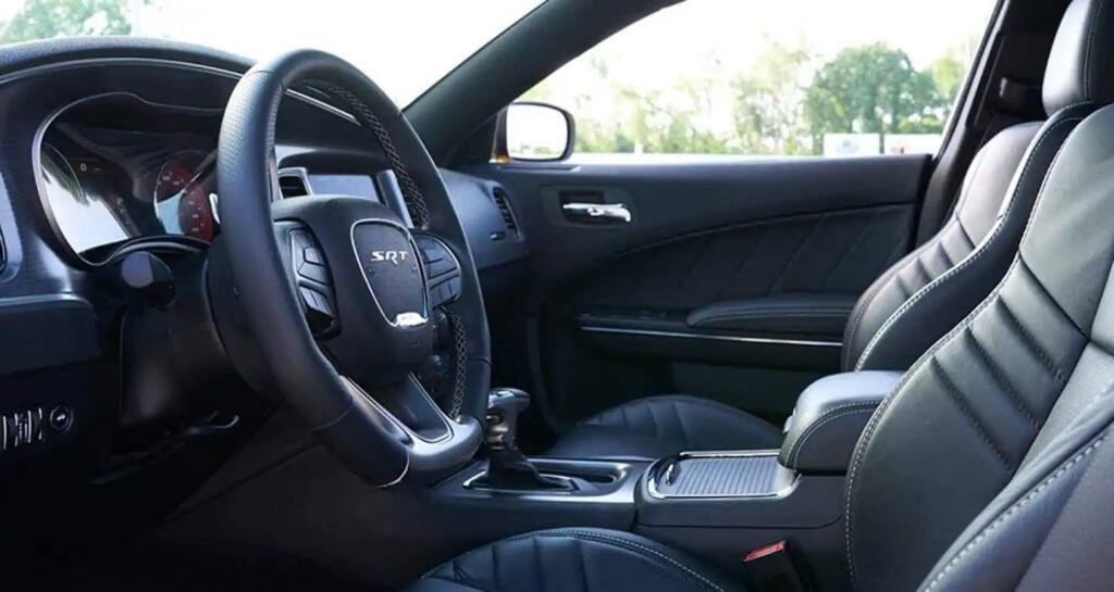 2021 Dodge Charger Interior
