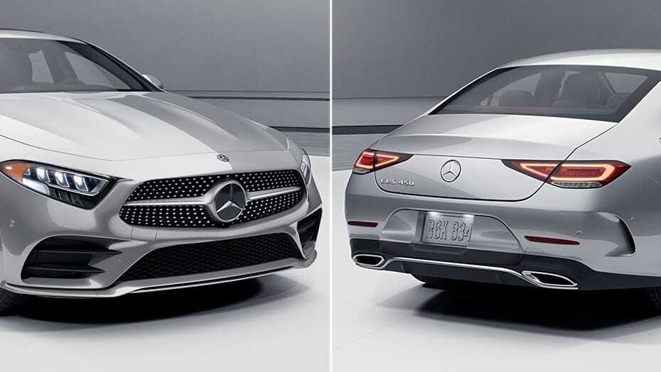 2021 Mercedes-Benz CLS-Class 450 Body Styling